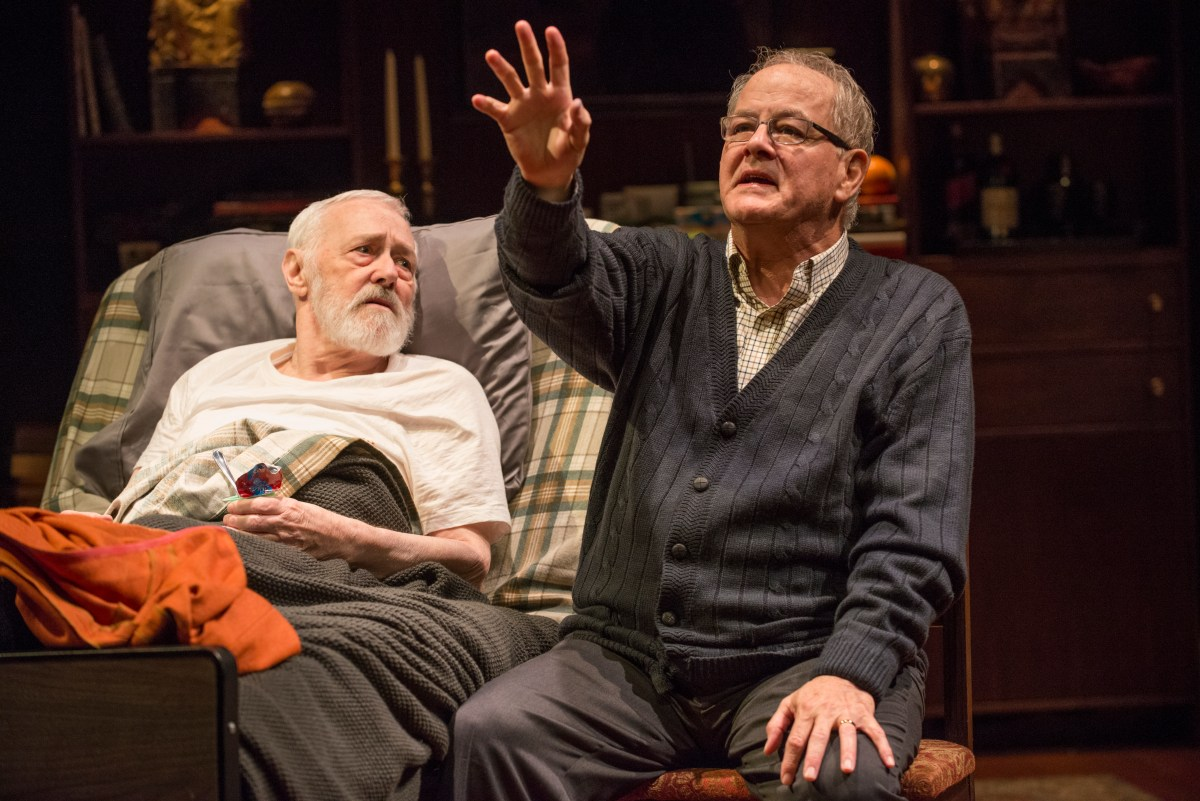 Tender and Sweet: A Review of The Rembrandt at Steppenwolf Theatre Company